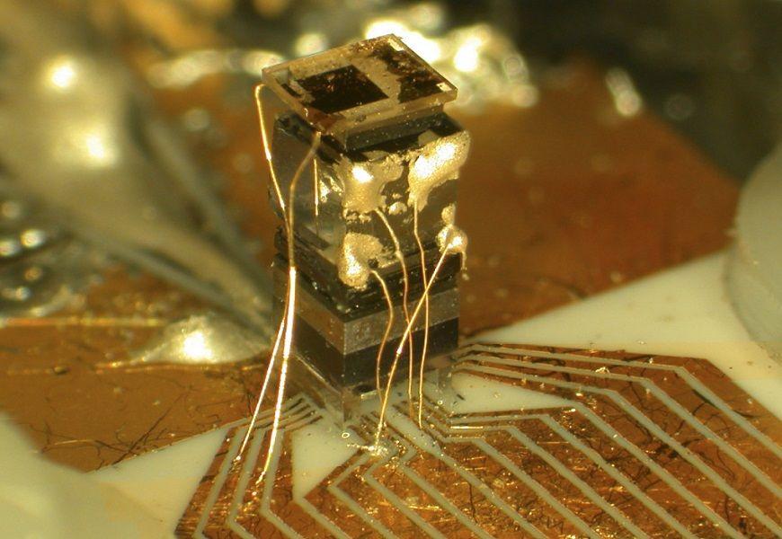 Производство микрочипов
