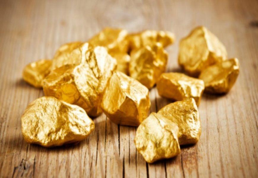 История открытия и применения золота