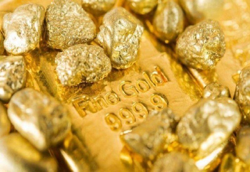 Золото в мерных слитках