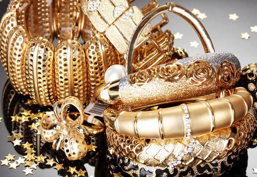 Подделки золотого сплава - тест с магнитом