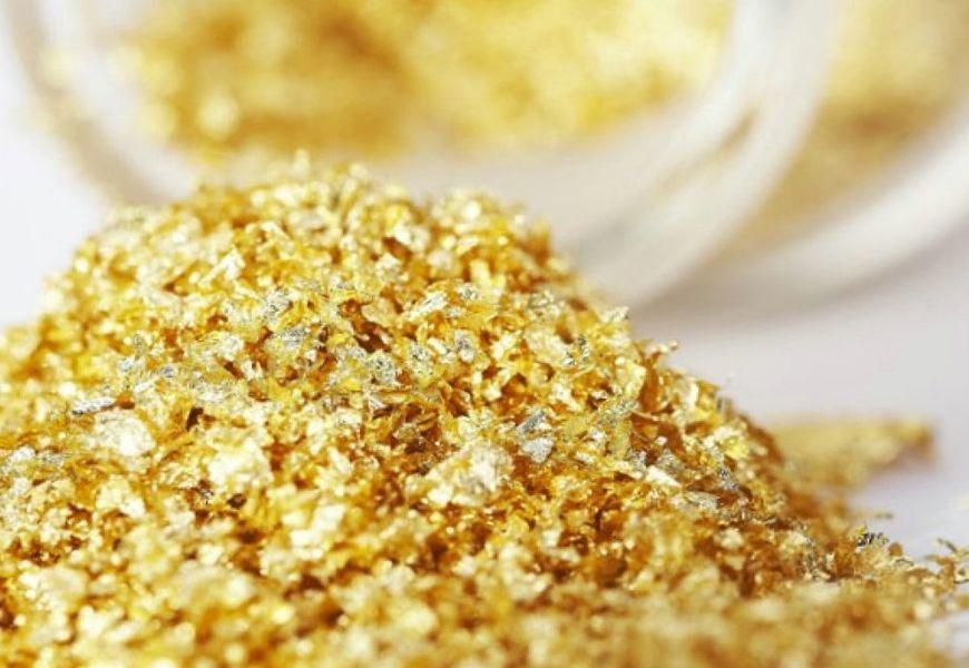 Условия и срок хранения съедобного золота