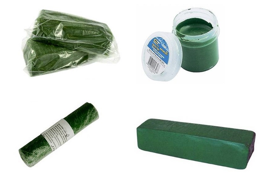 Профессиональная паста ГОИ, салфетки для полировки