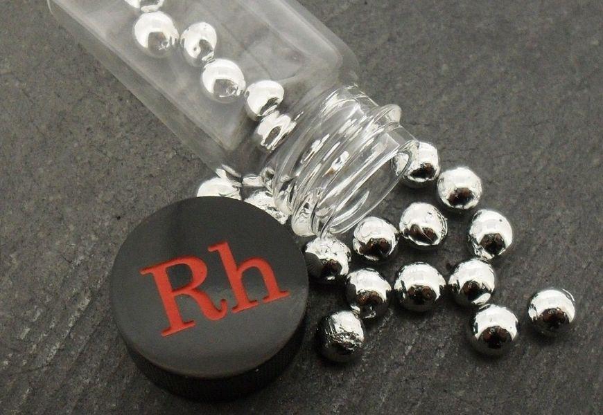 Родий (Rh)