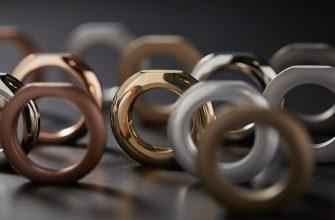 Самородное золото и серебро