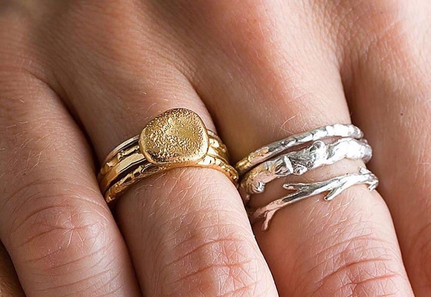 Золото или серебро