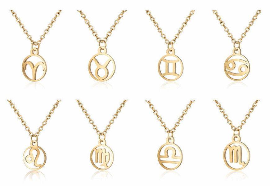 Металл разных знаков Зодиака