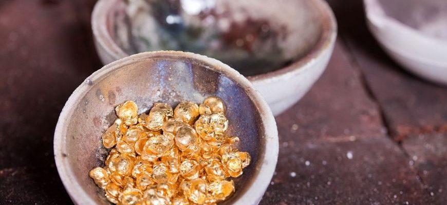 Получение золота из свинца