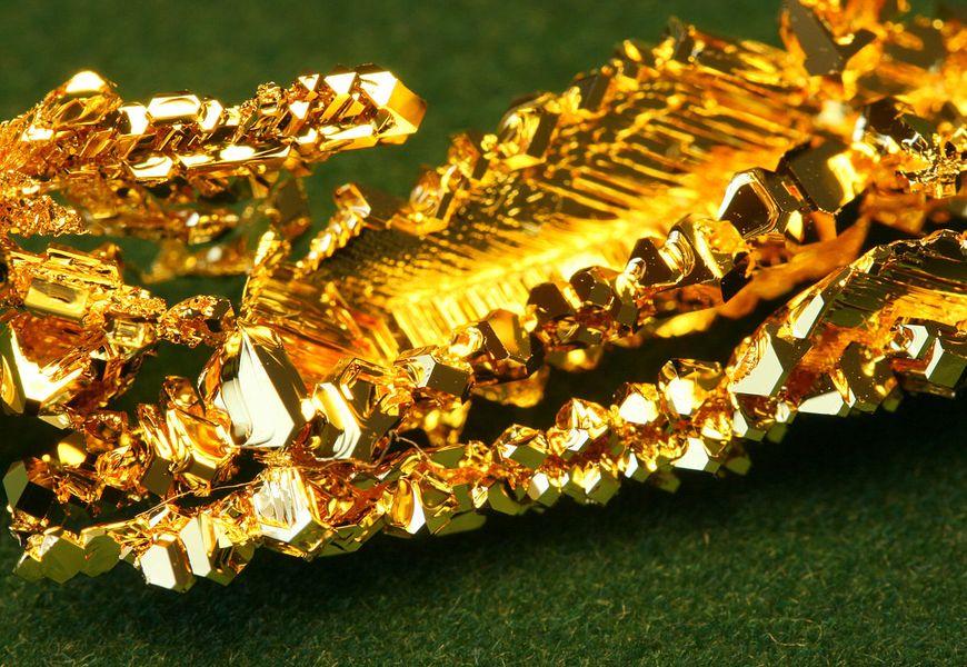 Превращение ртути в золото