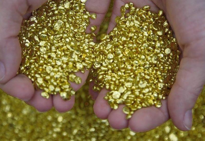 Лучший способ начать поиск золота