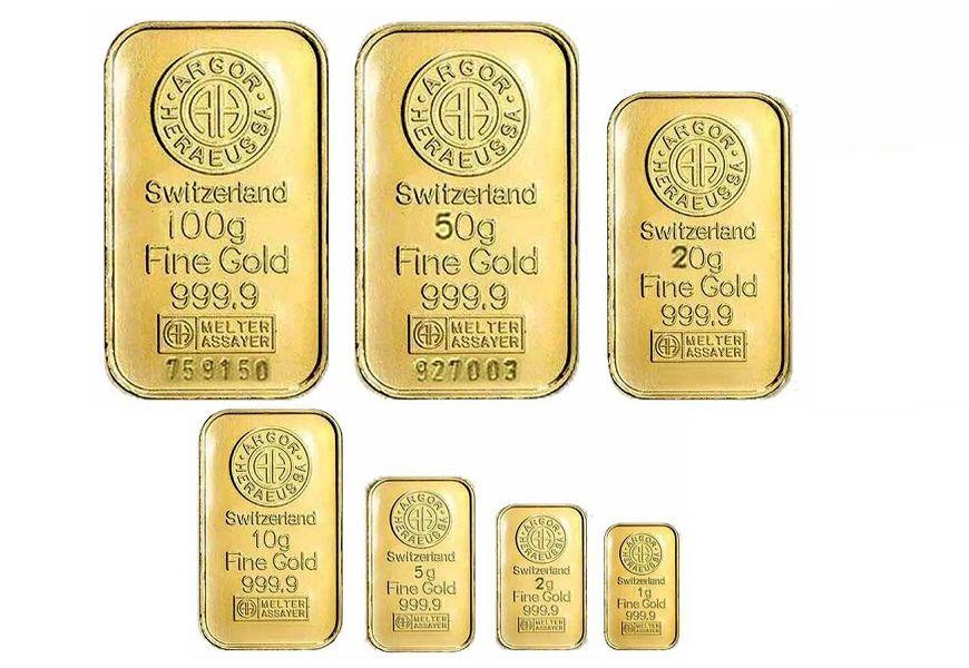 Достоинства чистого золота «пять девяток»