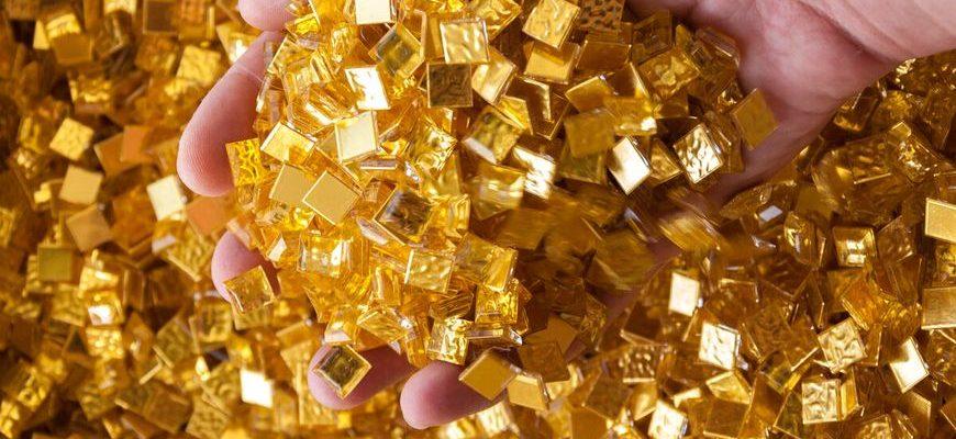 «Чистейшее золото» – 24 карата