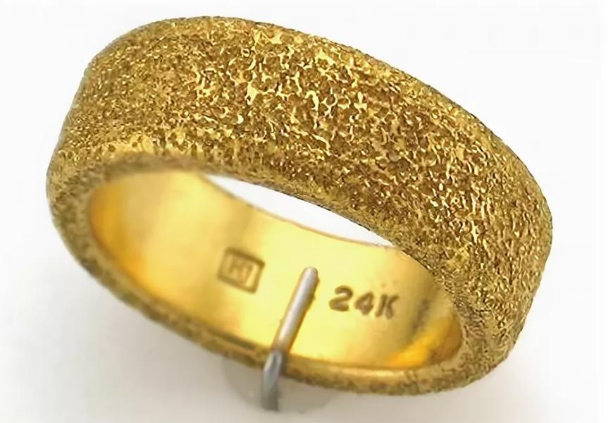 24 карата золота