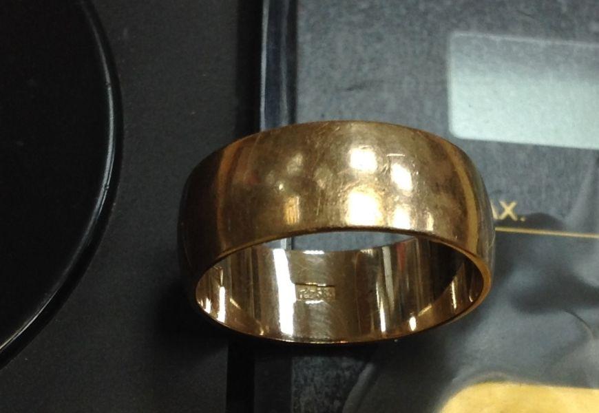 Золото советского времени 585 пробы