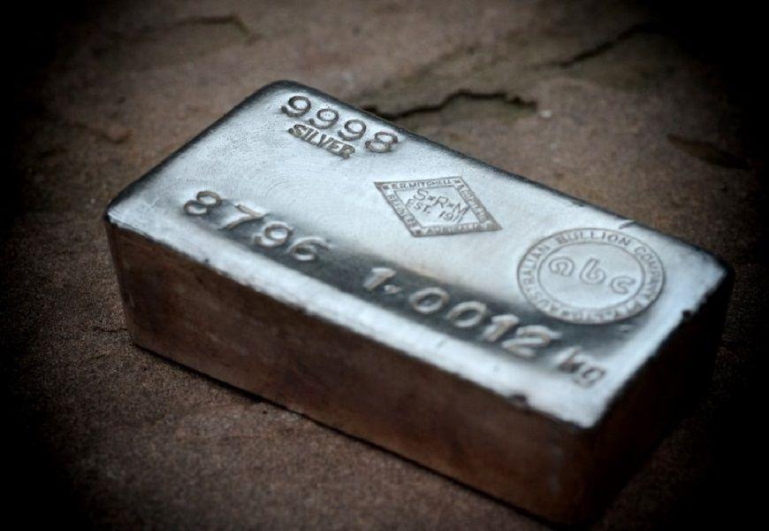 Серебро 999 пробы