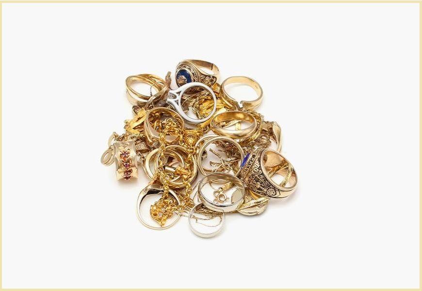 Чистое золото украшение
