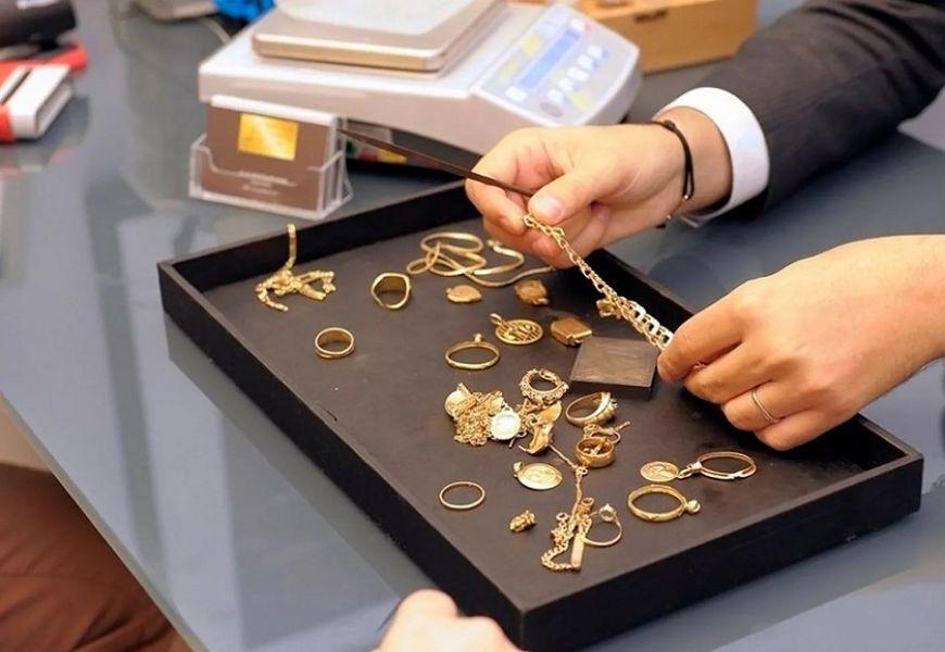 Продать золото в ломбарде