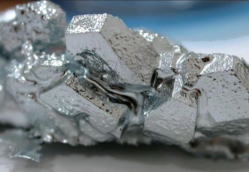 Форма существования серебра в природе