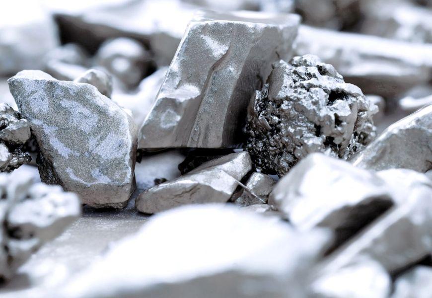 Серебро как химический элемент