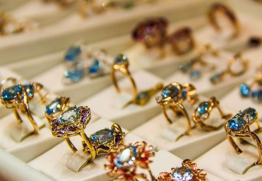 Московская биржа золотых украшений
