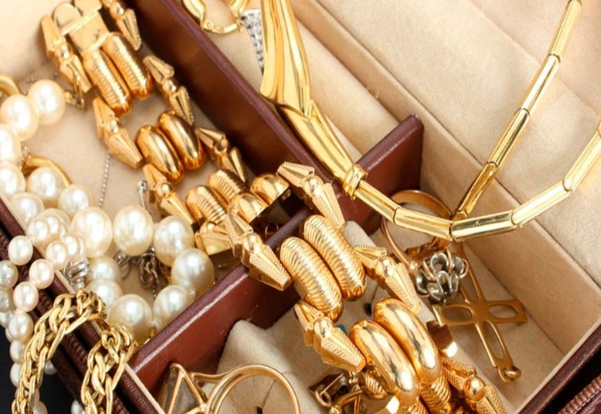 Применение лечебных свойств золота.