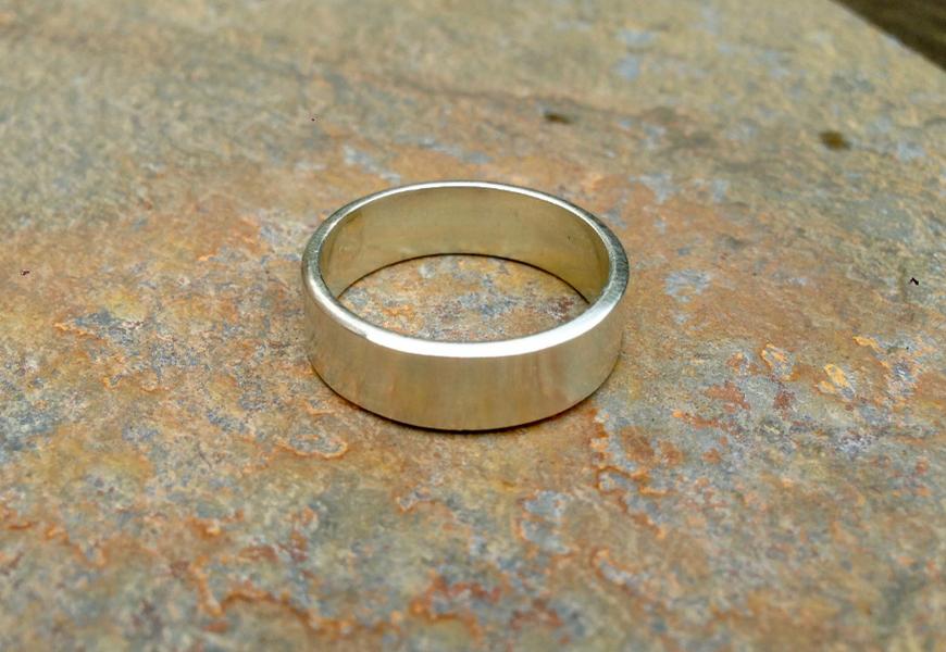 Электрум кольцо