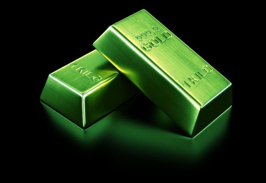 Зеленое золото электрум