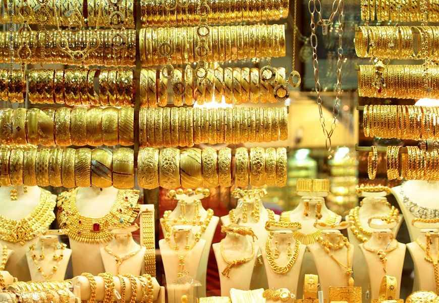 Турецкое золото украшения