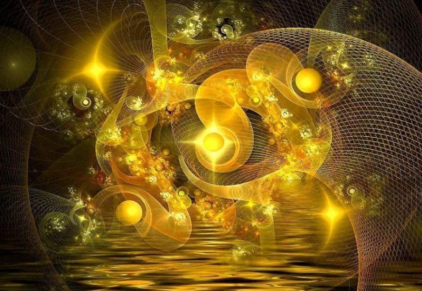 Энергия золота