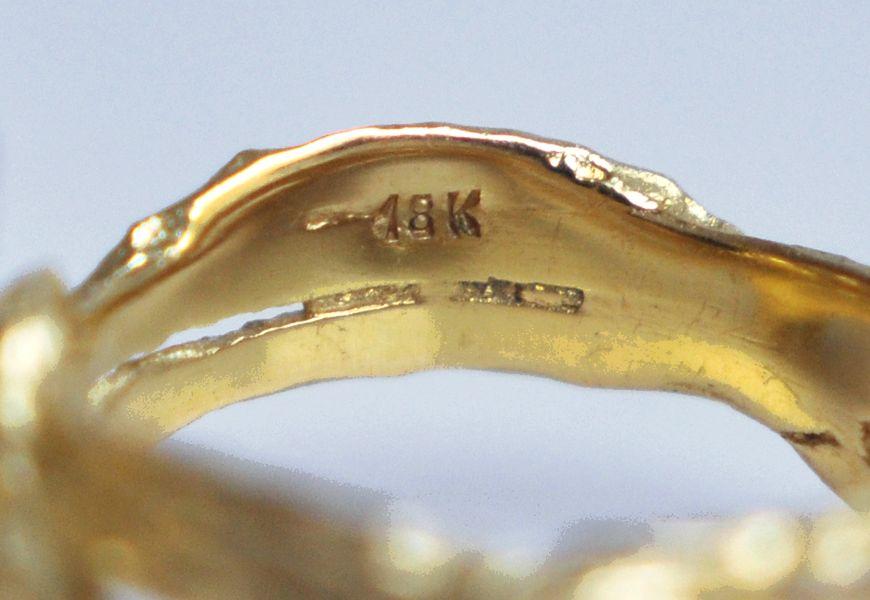 Золото 18к - понятие карата, происхождение, вес и принятый диапазон