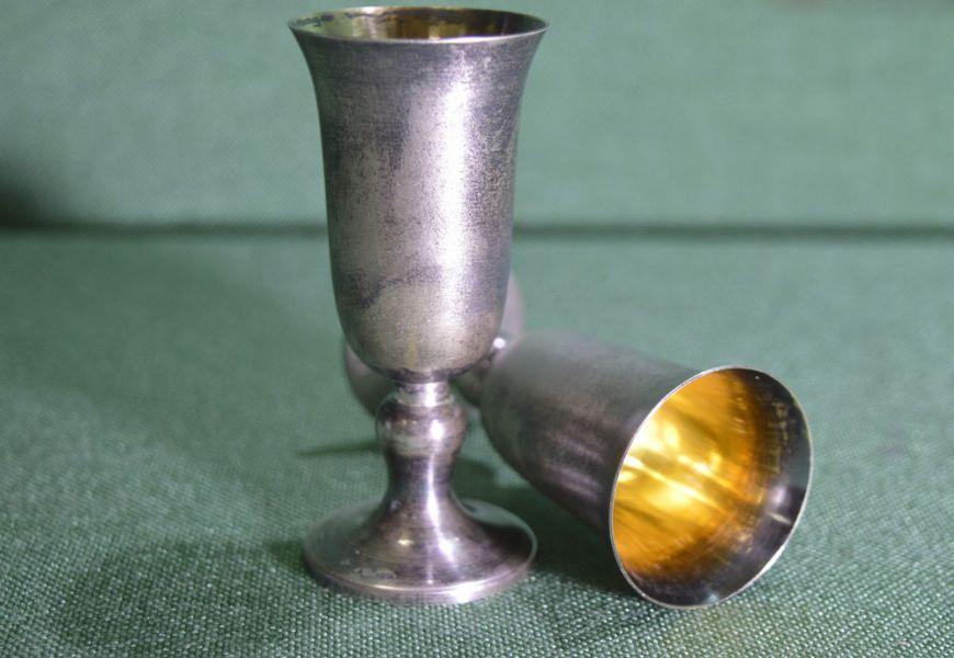 Старинные предметы из серебра 916