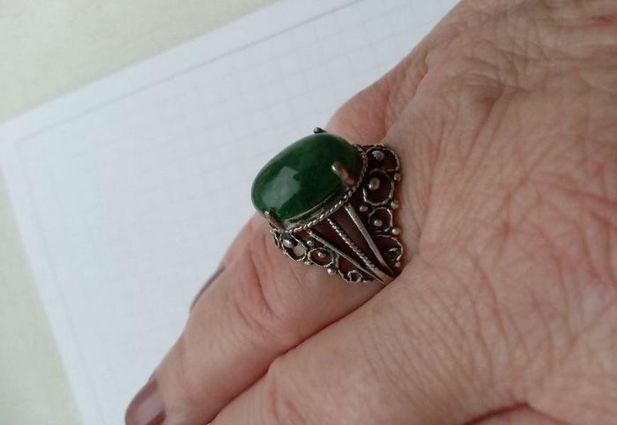 Старинный перстень