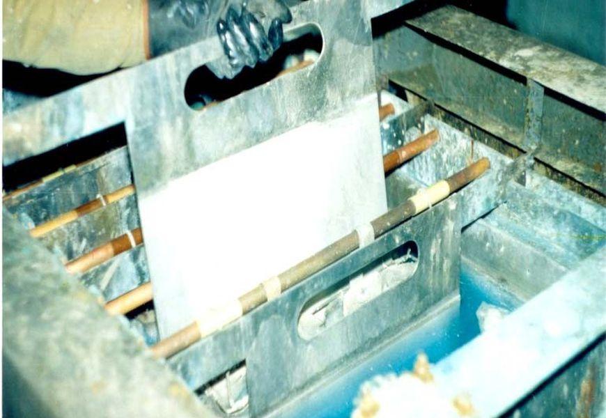 Промышленная очистка на предприятиях методом электролиза