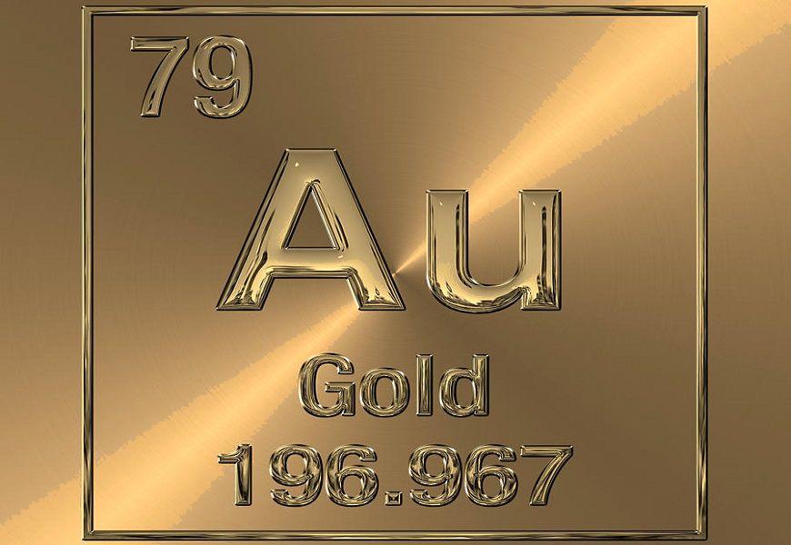 Aurum – золото (Au) в таблице Менделеева в химии 1