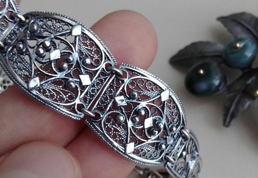 Виды ювелирного серебра
