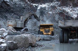 Добыча серебра в мире и России