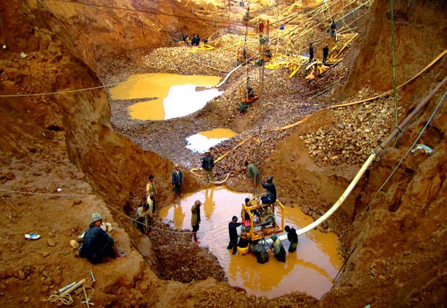 ТОП-7 крупных золотодобытчиков в России
