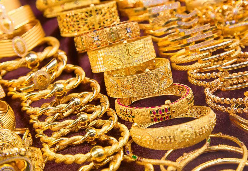 Сфера применения дубайского золота
