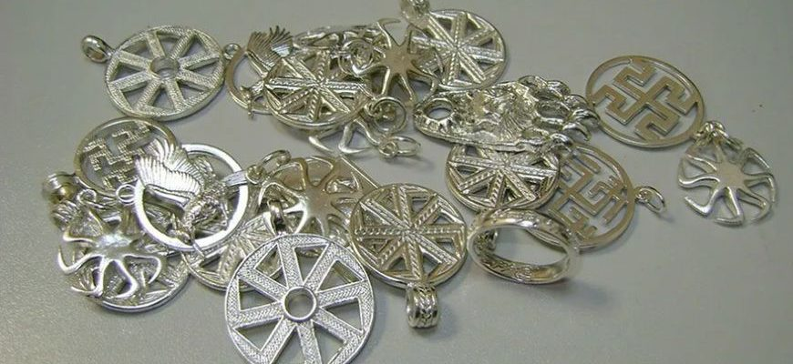 Серебро гальванопластика