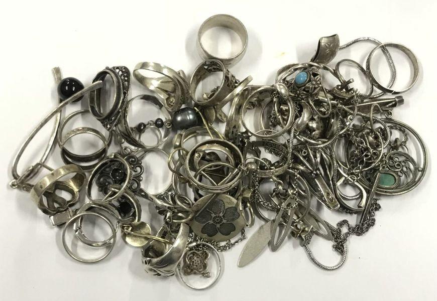 Приметы о почернении серебра