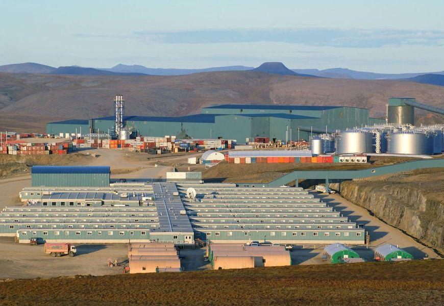 ЗАО Чукотская горно-геологическая компания (Kinross Gold)
