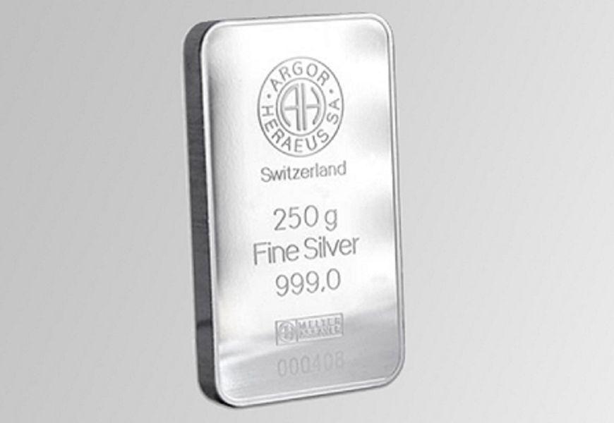 Положение России на рынке серебра