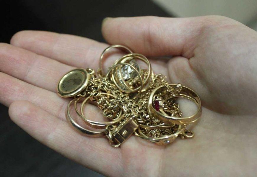 Золото на аукцион