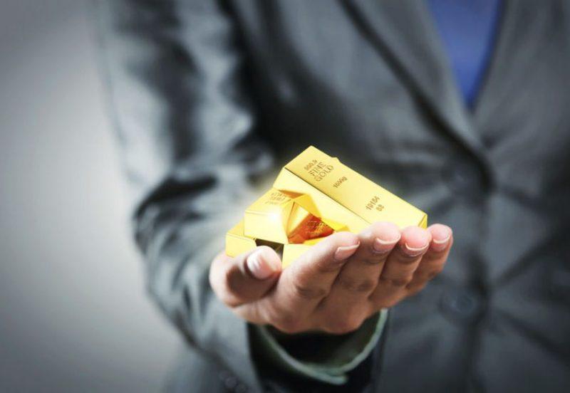 Обезличенный металлический счет в банке