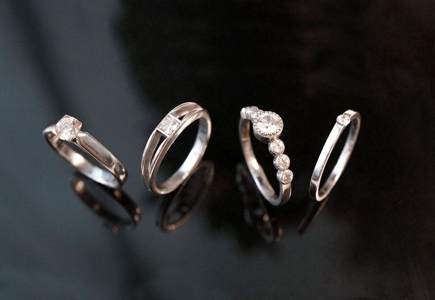 Платина и белое золото: что общего у двух благородных металлов