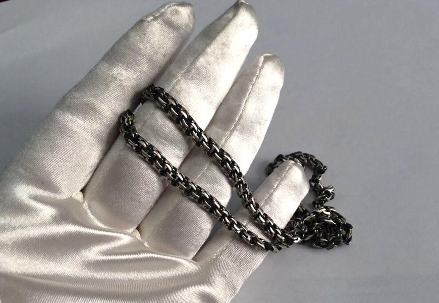 Почему темнеет и чернеет серебро
