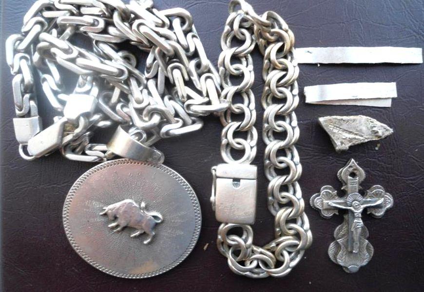Элементы маркировки серебра на ювелирных украшениях