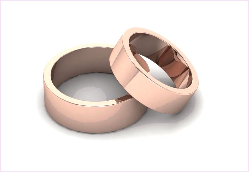 Преимущества розового золота