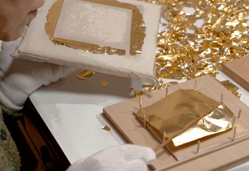 Стандарты сусального золота, состав