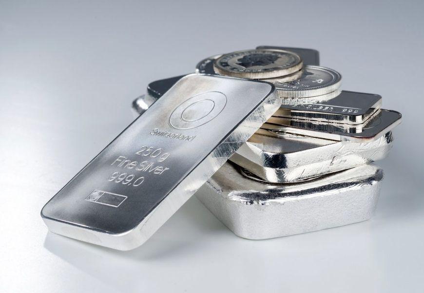 Прогноз цен на серебро