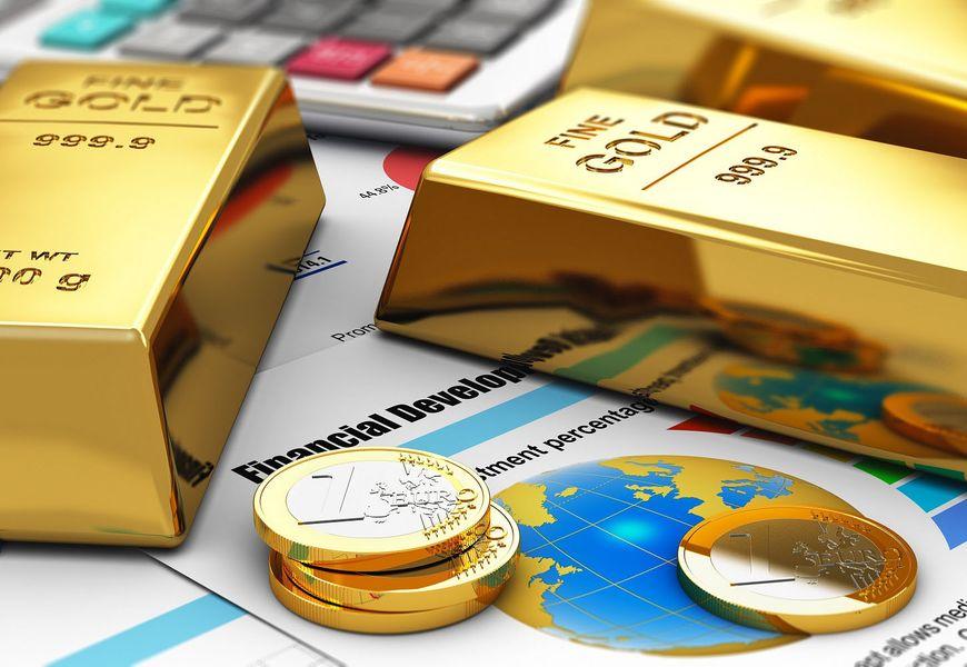 Золото в финансовой системе